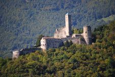 Free Ausugum Castle Royalty Free Stock Image - 16289756