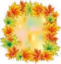 Free Autumn Frame Stock Photography - 16291852