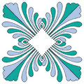 Free Ornamental Composition Drawing Royalty Free Stock Image - 16291986