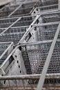 Free Worn Metal Boxes Royalty Free Stock Photos - 16292408