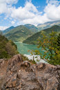 Free Lake Ritsa. Abkhazia. Stock Photo - 16292840