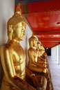 Free Buddha At Wat Pho Mangklaram Unblemished. Royalty Free Stock Photography - 16295887