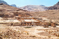 Free Great Temple, Ancient City Of Petra, Jordan Royalty Free Stock Photography - 16297987