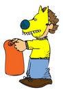 Free Dog Costume Stock Image - 16298221