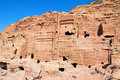 Free The Ancient City Of Petra In Jordan. Royalty Free Stock Image - 16298336