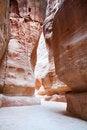 Free The Siq, Petra, Jordan Stock Photo - 16298340