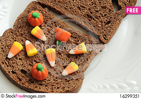 Free Halloween Snack Stock Image - 16299351