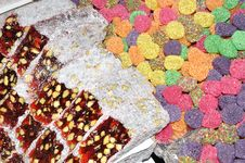 Free Colorful Sweets Stock Images - 16291244