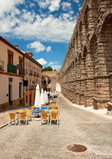 Free Old Town In Spain Royalty Free Stock Photo - 16291575