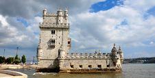 Free Torre De Belem Royalty Free Stock Images - 16292099