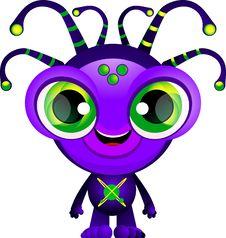 Free Alien Stock Image - 16292231