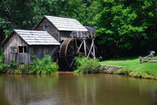 Free Historical Old Water Mill Stock Photo - 16292540