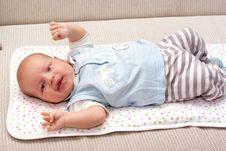Free Sweet Baby Boy Royalty Free Stock Image - 16292596