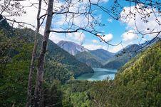 Free Lake Ritsa. Abkhazia. Royalty Free Stock Images - 16292959