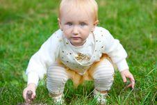 Free Sweet Baby Girl Royalty Free Stock Photo - 16293055