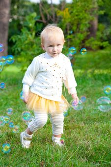Free Sweet Baby Girl Royalty Free Stock Photos - 16293148