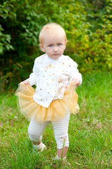 Free Sweet Baby Girl Stock Images - 16293264