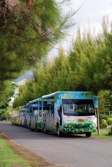 Free Transport In Park Royalty Free Stock Images - 16293469