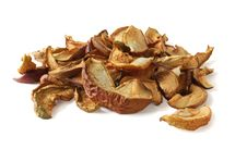 Free Dried Apples On A White Background Stock Photography - 16293532