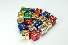 Free Gift Boxes Stock Image - 16293641