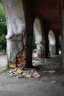 Free Destroyed Pillars Stock Image - 16294041