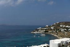 Free Mykonos Stock Images - 16294374