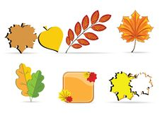 Free Autumn Sheet Royalty Free Stock Photos - 16294578
