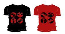 Free T-shirt Royalty Free Stock Photos - 16294698