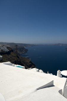 Free Gorgeous View Of Romantic Santorini Stock Photos - 16295073
