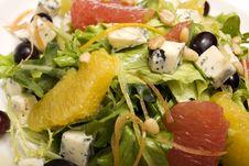 Free Summer Salad Royalty Free Stock Image - 16295176