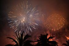 Free Celebratory Fireworks Stock Photo - 16295470