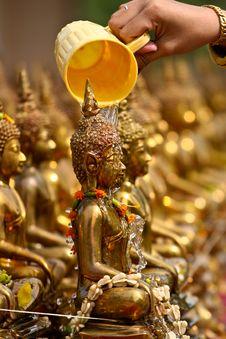 Free Buddha Status Stock Photo - 16295970