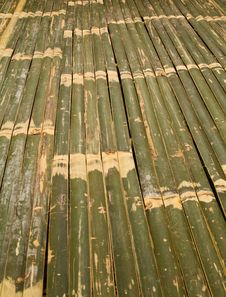 Free Bamboo Bed Stock Photos - 16296443