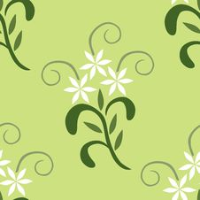 Free Seamless Floral Pattern Stock Photos - 16296563