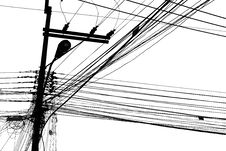 Free Electric Wire Stock Photos - 16296743