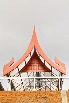 Free Thai Isosceles Stock Images - 16297264