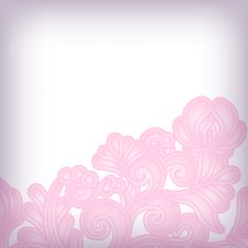Free Soft Floral Background Royalty Free Stock Photos - 16297268