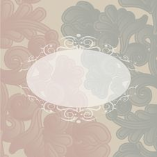 Free Vintage Flower Paint Royalty Free Stock Photography - 16297367