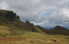 Free Quiraing, Isle Of Skye Stock Image - 16297581