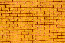 Free Brick Wall Graffiti Royalty Free Stock Images - 16297769