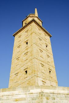 Free Tower Of Hercules Royalty Free Stock Photography - 16297977