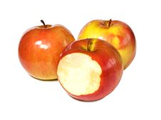Free Apples Royalty Free Stock Images - 16298179