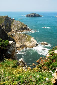 Free Coast In Asturias Stock Photography - 16298222