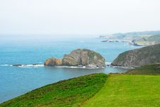Free Coast At Spain Stock Image - 16298311