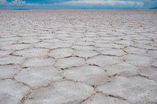 Salt Falt Of Uyuni Royalty Free Stock Photos