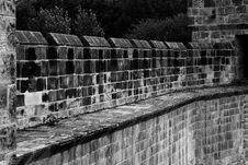 Free Battlements Royalty Free Stock Photos - 16299138