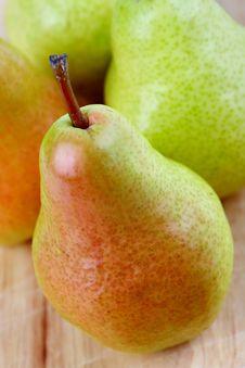 Free Fresh Pear Royalty Free Stock Image - 16299336