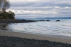 Free Kaiaua Point Royalty Free Stock Photography - 16299587