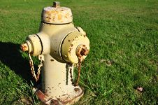Free Fire Hydrant Stock Image - 16299841