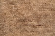Free Blank Grungy Canvas Background Royalty Free Stock Image - 16299996